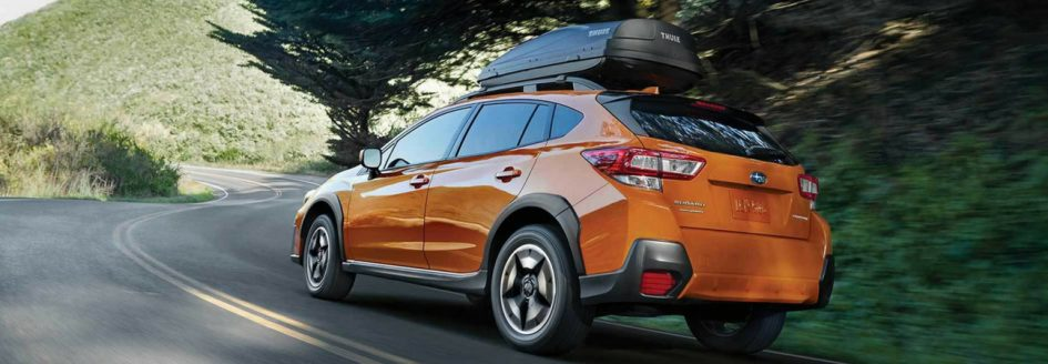 The 2018 Subaru Crosstrek, in a blog post about Subaru cars.
