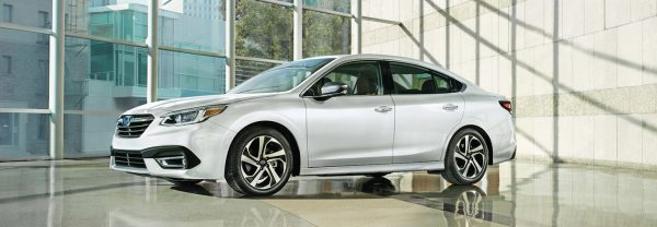 The 2020 Subaru Legacy: Drive With Confidence in Delray Beach, FL